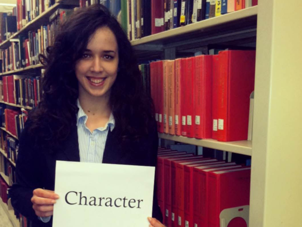 56. Freeman Means Character: Milena Dragovic (MFIN '14)