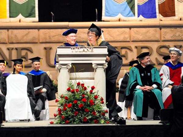 Reflections on Commencement